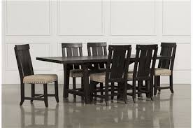 bradford 7 piece dining set w bardstown side chairs living spaces