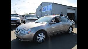 nissan altima for sale under 7000 2002 nissan altima sedan v6 5 speed 3495 youtube