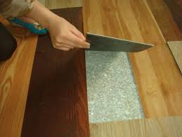 Kitchen Vinyl Flooring by Has Your Vinyl Floor Been Damaged Repairing Is Easy If You Follow