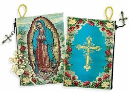 our of guadalupe rosary our of guadalupe rosary icon pouch at holy store