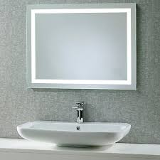 buy roper rhodes beat illuminated led bathroom mirror with