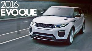 land rover suv 2016 2016 range rover evoque a new interesting suv