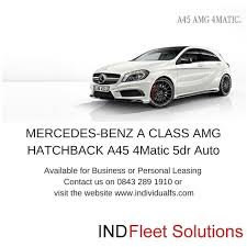 mercedes a class lease personal mercedes amg a45 business personal vehicle leasing