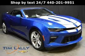 blue chevrolet camaro 2016 hyper blue metallic chevrolet camaro 2dr conv 2ss for