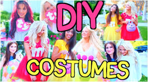 20 last minute diy halloween costumes youtube