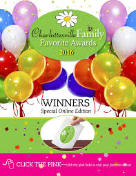 charlottesvillefamily 2016 family favorites awards by ivy
