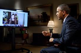 Youtube Whitehouse File President Barack Obama Participates In An Interview With
