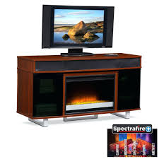 tv stand contemporary electric fireplace tv stand winsome