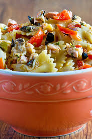 pasta salad with tuna tuna pasta salad weight watchers kitchme