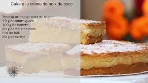 choumicha cuisine tv choumicha cake à la crème de noix de coco