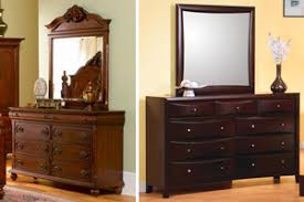 dresser and mirror sets at low prices furniture creations in