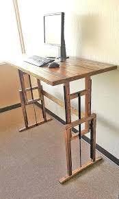diy standing desk converter diy standing desk standing desk kit in the room diy standing desk