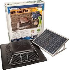 solar attic vent fan lomanco omni solar vent attic fan model osv40
