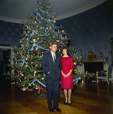 president kennedy and first lady jacqueline kennedy jbk at white