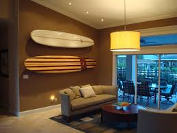 home decorating wall art surfboard wall decor iron blog