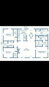 Oklahoma Floor Plans 13 Best Home Design Images On Pinterest 30x40 House Plans Barn