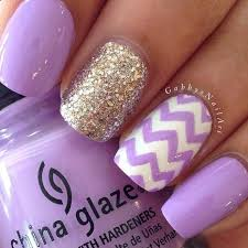 Light Purple Nail Designs 35 Images About ñails On We Heart It See More About Nails Nail