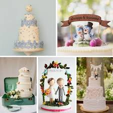 themed wedding cakes 20 delightful wedding cake ideas for the 1950s loving chic