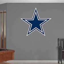 dallas cowboys logo dallas cowboys logo dallas and wall decals