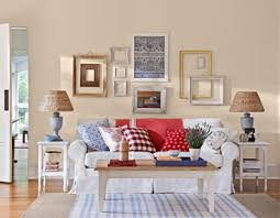 Ideas For Living Room Wall Decor Like The Wall Decor And The Mix Up Of The Pillow Patterns Sizes