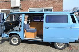 volkswagen minibus camper t25 day van camper classic vw
