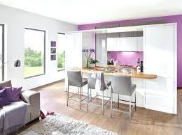 cuisine ouverte petit espace amenagement cuisine ouverte sur salon petit espace idee lzzy co