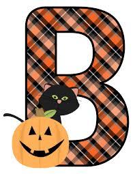 ch b alfabeto calabaza de kid sparkz abc boo pinterest