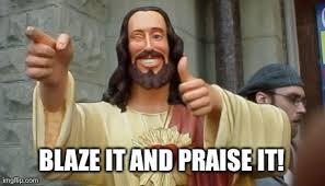 Praise Jesus Meme - image tagged in buddy jesus imgflip