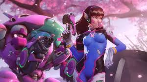dva halloween spray download dva overwatch 4k hd 4k wallpapers in 1024x768 screen