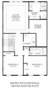 Master Suites Floor Plans Moorefield Green The Woodside The Newman Home Design