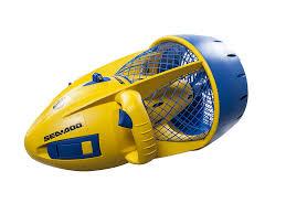 amazon com sea doo dolphin sea scooter mount blue green