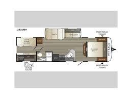 outback travel trailer floor plans 2018 keystone rv outback ultra lite 293ubh lakewood nj