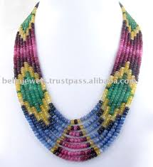 indian beads necklace images Indian bead jewelry necklace images jpg
