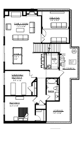 oak bridge craftsman home plan 072d 1112 house plans and more