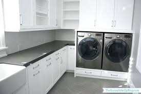 White Laundry Room Wall Cabinets White Wall Cabinets For Laundry Room Alphanetworks Club