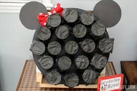 minnie mouse birthday party minnie mouse birthday party punch board activity lansdowne