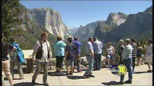 yosemite gets boost in tourism this labor day weekend abc30