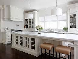 narrow kitchen design with island kitchen island 16