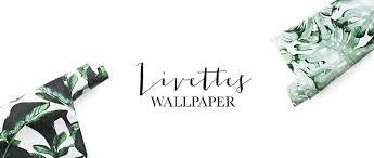 livettes regular and removable wallpaper