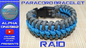 make paracord bracelet youtube images How to make paracord bracelet raid jpg