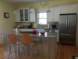 retro kitchen islands kitchen island pendant lighting ideas small and retro