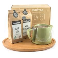 tea gift sets leaf tea gift set tea gifts suki tea