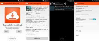 downloader for android 2 5 million installs later r i p downloader for soundcloud