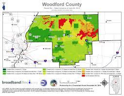 County Maps Woodford County Maps U2014 Broadband Illinois