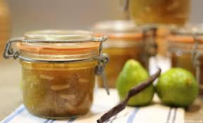 cuisine sans sucre confiture de figues sans sucre ajouté