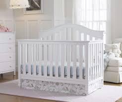 baby nursery baby nursery ideas features white crib with