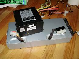 Pc Power Supply Bench Buildits How To Fit Your Pc In A Power Mac G5 Case