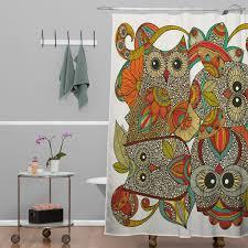 Beach Themed Bathroom Accessories by Bathroom Cute Decorative Shower Curtains With Owl Bathroom Decor