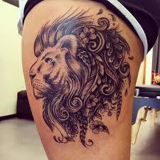 10 best leo zodiac signs tattoo designs images on pinterest leo