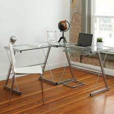 advantages of a glass computer desk custom home design